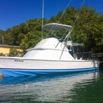 the boat mareja puerto rico fishing trips