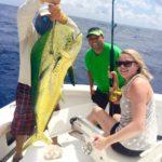family full day trip fishing charter