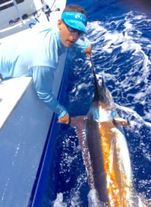 Pargueras fishing charters