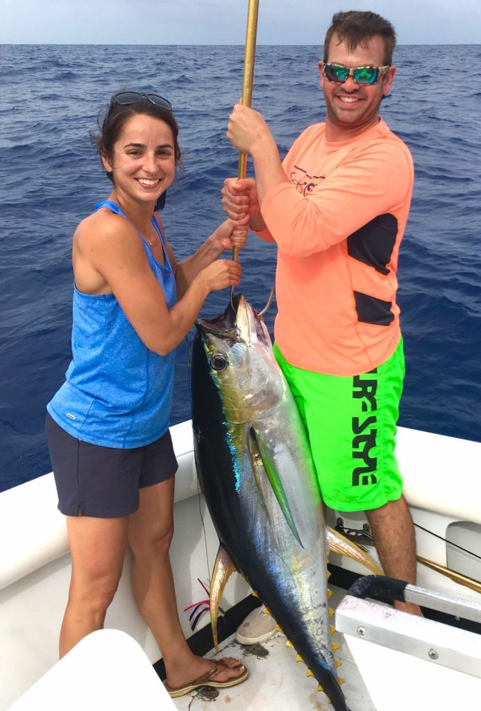 Puerto rico fishing charters sport fishing in the for Puerto rico fishing charters